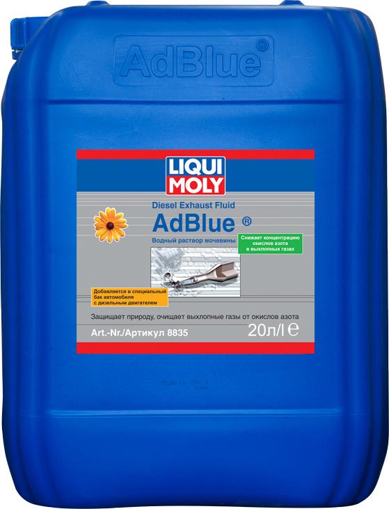 Адблю мочевина Liqui Moly 8835