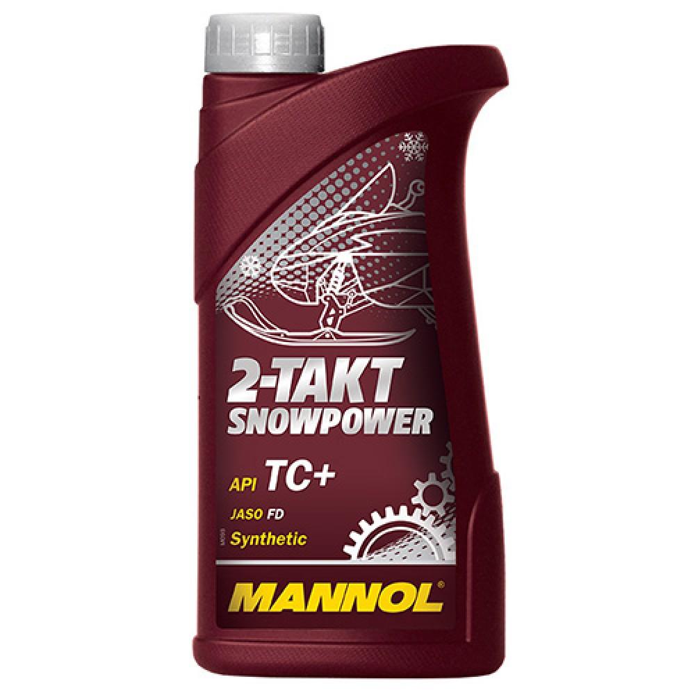 Mannol 2-takt Snowpower