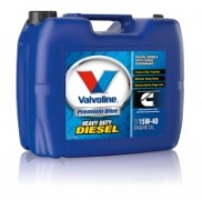 valvoline premium blue 15w40