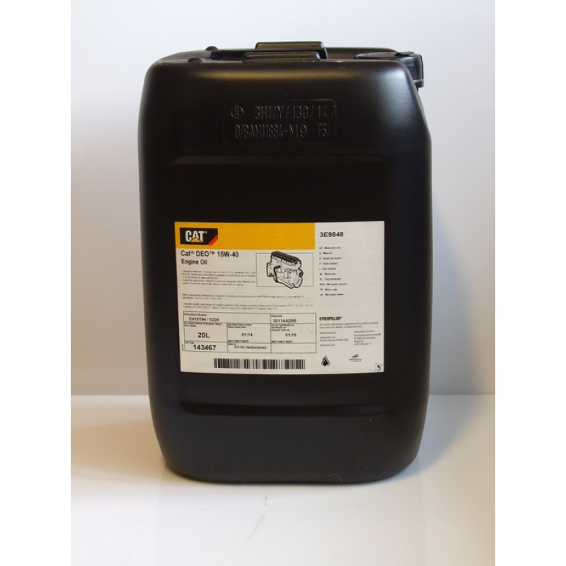 Масло cat deo 15w40