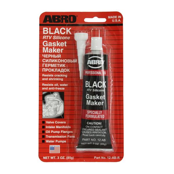 Герметик ABRO черный