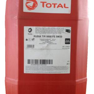 Масло моторное Total Rubia TIR 9900 fe 5w 30