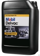 масло mobil delvac mx extra 10W-40
