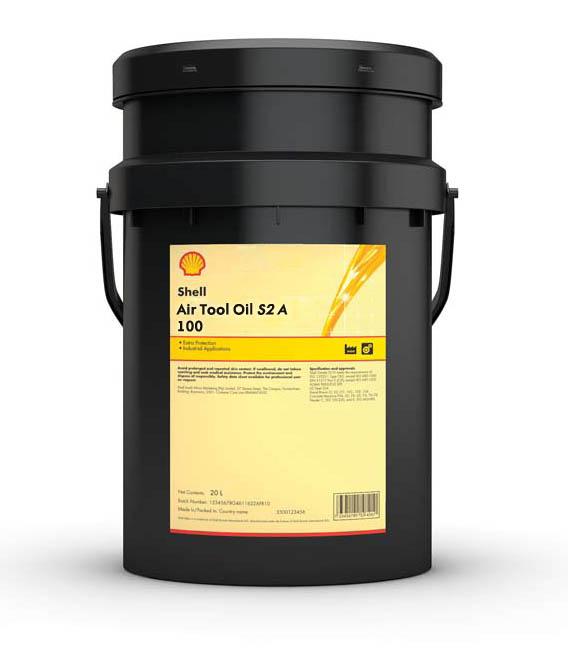 Shell Air Tool Oil S2 A32