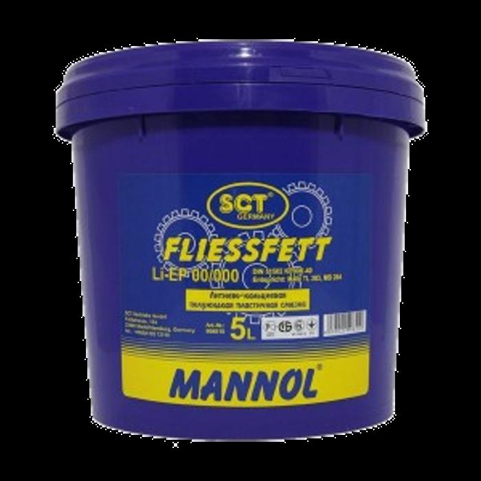центральная смазка для грузовиков mannol2110