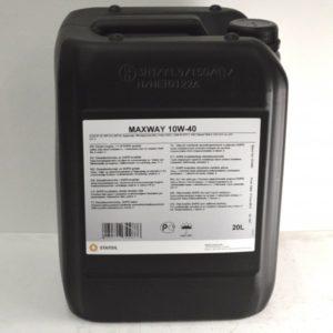 масло моторное statoil maxway 10w 40
