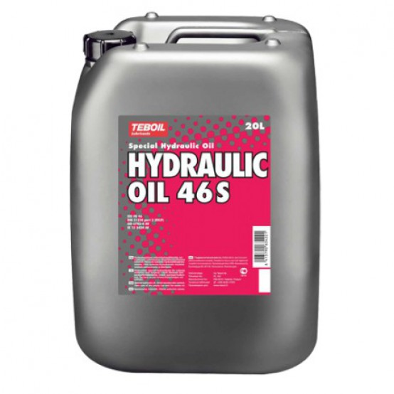 TEBOIL HYDRAULIC OIL 46S