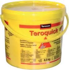 teroquick очиститель паста для рук